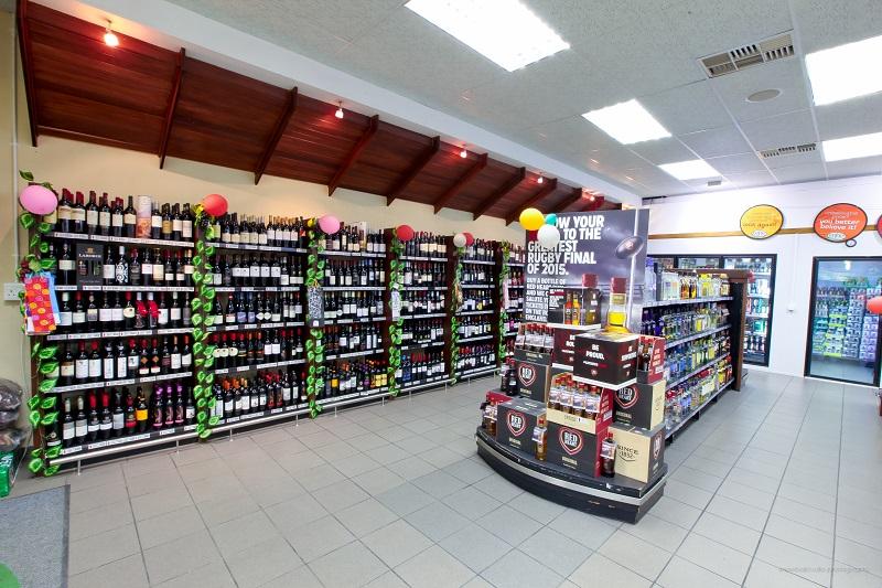Tops Bottle Store | Wecke Voigts Spar